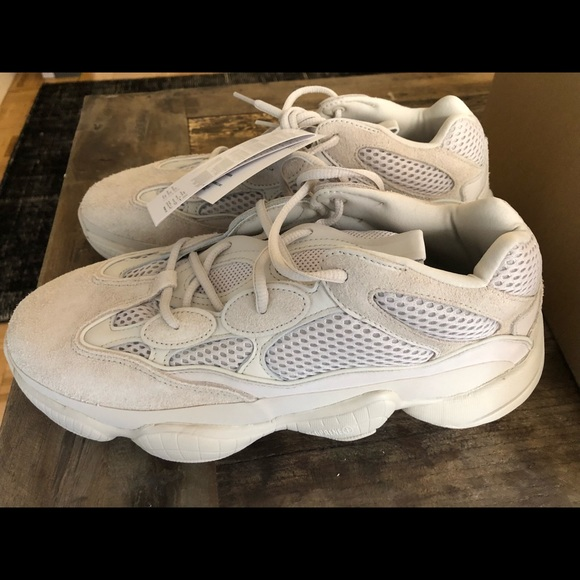 057088909f320 YEEZY 500 Blush Sneakers US 9 1 2
